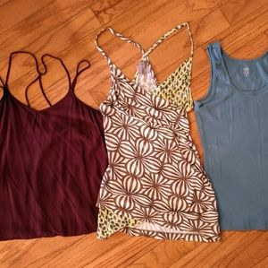 Tank top Bundle! Anthropologie Tommy large